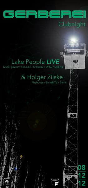 josh gerberei clubnight w lake people holger zilske underground basement. Black Bedroom Furniture Sets. Home Design Ideas