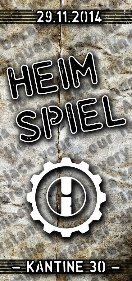 29.11.2014_Heimspiel_Kantine_Front